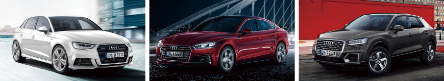 Audi 試乗車 イメージ写真