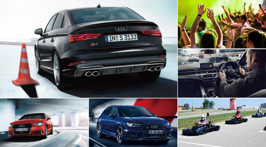 Audi イメージ写真